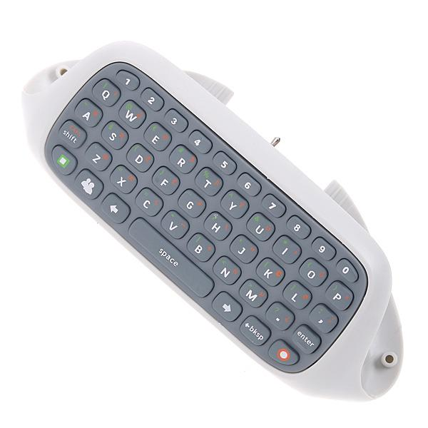 Keyboard Keypad Chat pad Live for Microsoft Xbox 360 Controller Video Game