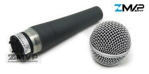 Image 4 - 10 sztuk/partii wysokiej jakości SM58LC profesjonalny dynamiczny przewodowy mikrofon kardioidalny 58LC Mic dla wydajności na żywo wokal etap Karaoke