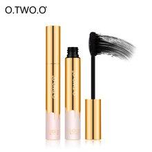 O.TWO.O Thick Lengthening Mascara Black Waterproof Anti-blooming Cosmetics Eyes Professional Eye Makeup