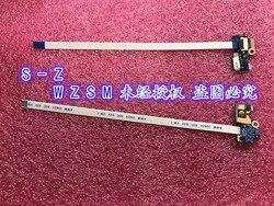 Новинка CSL50 LS-E791P для HP 15T-BR 15Z-BW 15-BS 250 255 G6 Панель кнопок выключателя питания с кабелем полностью протестирована