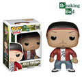 NEW Genuine FUNKO POP 10cm Breaking Bad jeese pinkman action figure Bobble Head Q Edition new box for Car Decoration