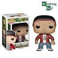NUEVA Genuino FUNKO POP 10 cm Breaking Bad pinkman jeese figura de acción Bobble Head Q Edición nueva caja para el Coche decoración