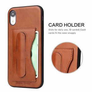 Image 3 - Case For iphone 12  mini 11 pro xs max x xr 6 s 7 8 plus Se 2020 Capa Etui Luxury Leather Phone Cover accessories Coque Shell