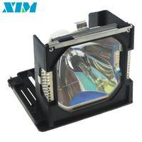 Hohe Qualität 610 314 9127/POA-LMP81 Kompatibel Lampe Mit Gehäuse Für Sanyo PLC-XP51  PLC-XP5100C  PLC-XP56 Projektoren