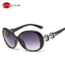 UVLAIK Elegant Female SunGlasses Goggle Sun Glasses Women Brand Designer Women's Glasses Feminine