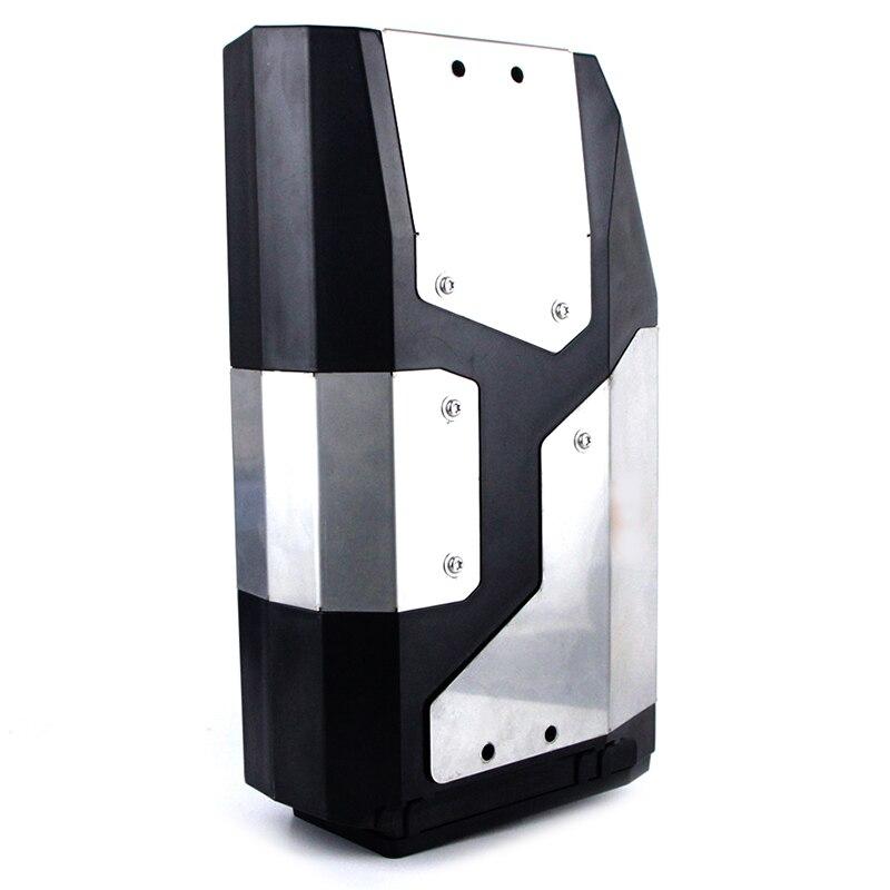 Для Bmw R1200Gs Lc Приключения 2013- R1200Gs декоративные Алюминий коробка инструментов подходит для Bmw боковой кронштейн 4,2 литров