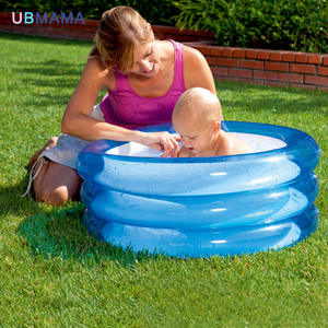 UBMAMA plastic inflatable children's baby swimming pool