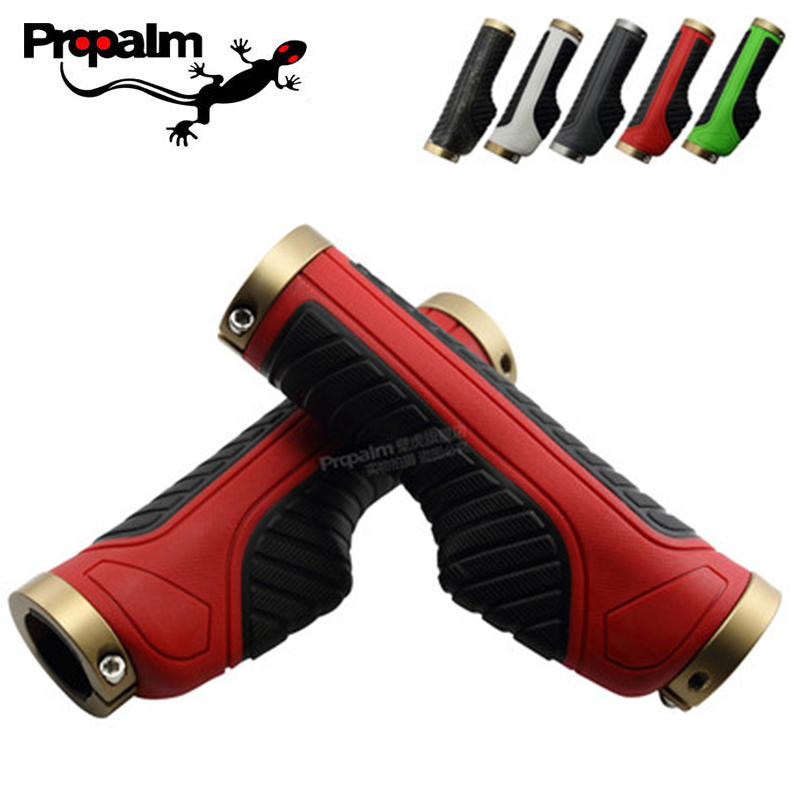 Propalm Gecko 1940EP Bike Handlebar Grips Cycling Lockable Aluminum Alloy Ring MTB Mountain Road Bicycle Accessories