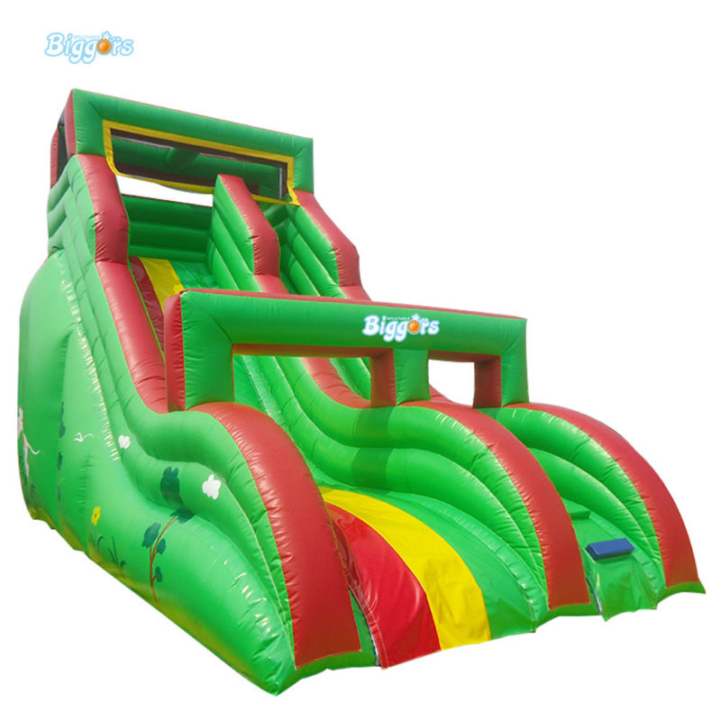 Inflatable Biggors Free Shipping By Sea Inflatable Slide Inflatable Equipment катушка detech sef wss 13x9 dd для fisher f75