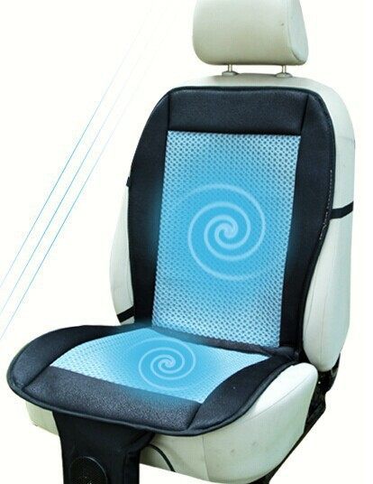 Cool Cooling Car Seat Cushion Cover Ventilation Fan Summer Air Conditioning General Passat The Family