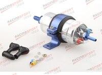 """Zewnętrzna pompa paliwa 044 dla Bosch + kęsów uchwyt niebieski + 3/4 """"wlot 3/8"""" wylot Barb na"""