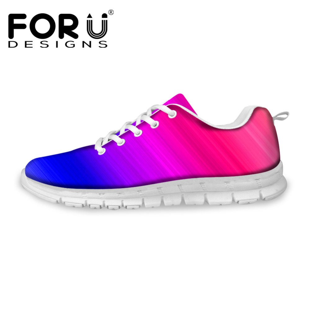 FORUDESIGNS Solid Women's Flats Shoes Fashion Autumn Flats Shoes for Ladies Women Lace-up Leisure Shoes Teenage Zapatos Mujer forudesigns casual women flats shoes woman fashion graffiti design autumn lace up flat shoe for teenage girls zapatos mujer 2017