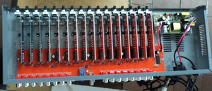Image 3 - 16 Way CATV modulator, interval channel, RF signal output, NTSC modulator,PAL B/G modulator,  PAL DK/I modulator for hotel