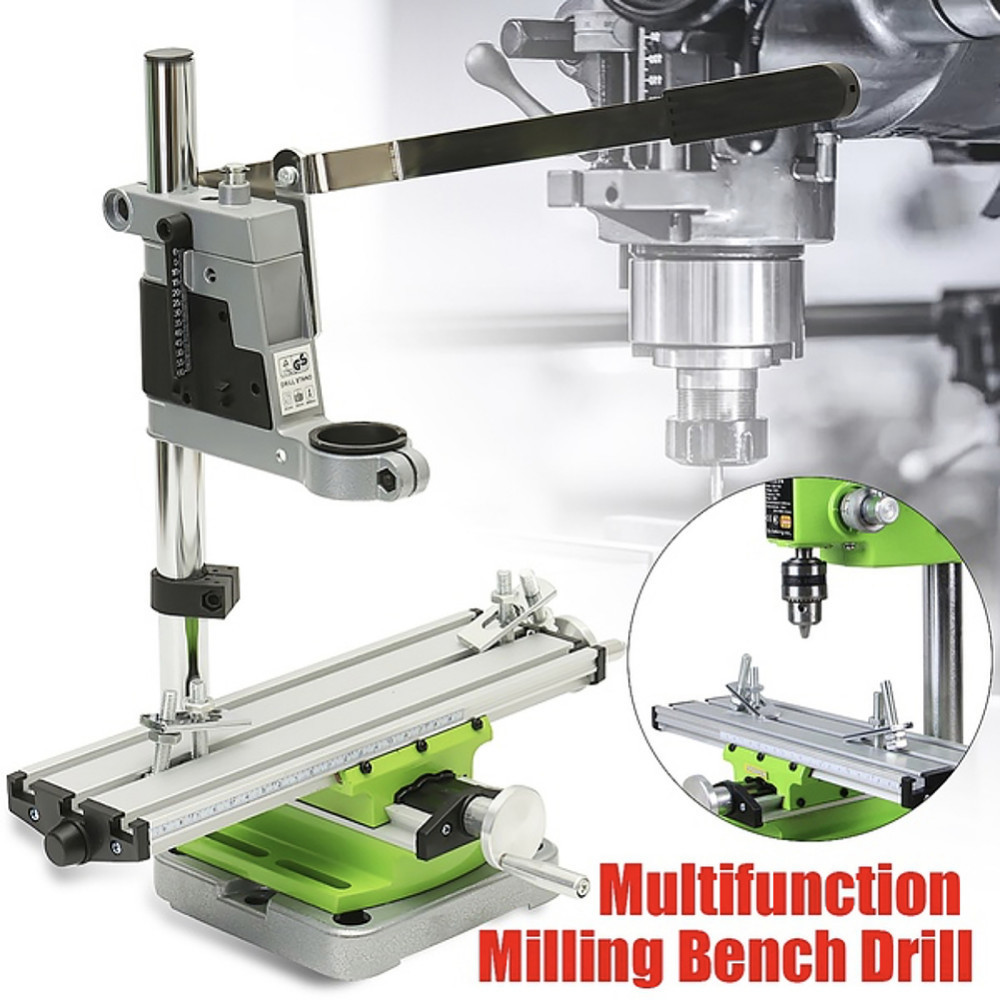 Multifunction Worktable Milling Working Cross Table Milling Machine Compound Drilling Slide Table For Bench Drill Adjustment все цены