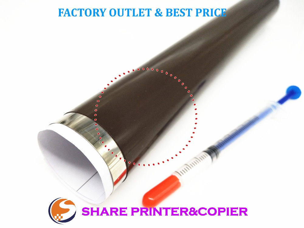 Original life fuser film RM1-7395-film RM1-8395-film RM1-4554-film For HP P4014 p4015 p4515 M600 m601 with grease G8010 original new for hp g8010 for molykote g 8010 fuser grease fuser oil silicone grease 20g on metal fuser film best quality grease