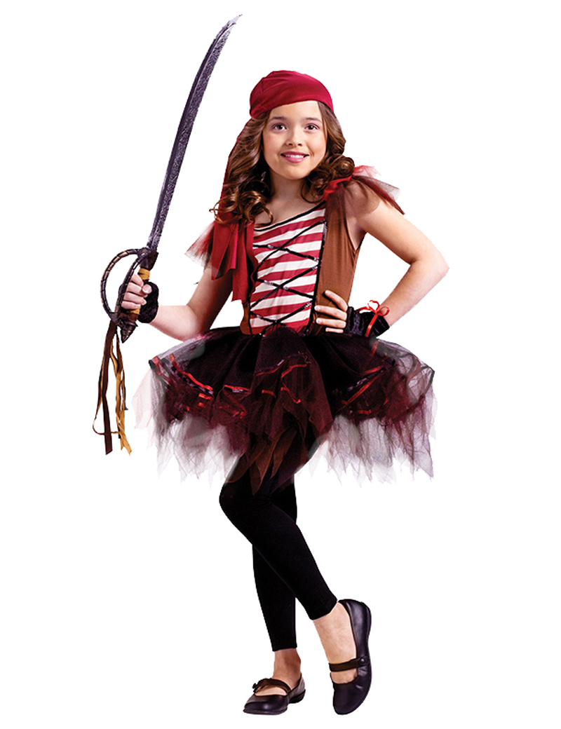 moonight halloween costume christmas pirate costumes girls party cosplay costume for children kids clothes 3