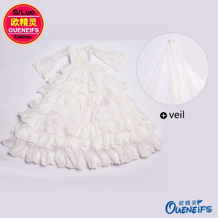 skirt and veil