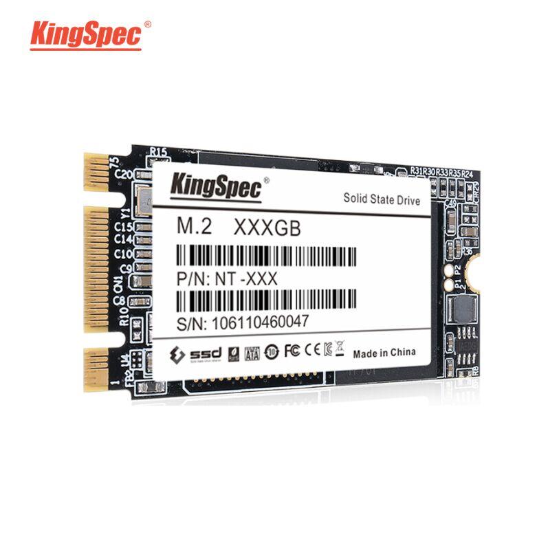 KingSpec 22×42 мм NGFF 2242 M.2 SSD 120 ГБ 240 ГБ m2 ssd SATA3 6 ГБ/сек. Internal Solid государства диск Fit с перемычкой Ezbook 3 Pro