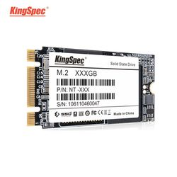 KingSpec 22x42mm NGFF 2242 M.2 SSD 120GB 240 gb m2 ssd SATA3 6Gb/s Internal Solid State Drive Disk Fit with Jumper Ezbook 3 Pro
