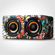 Itek Portable Wireless Bluetooth 4.0 Hi-Fi Loud Speaker Subwoofer Loudspeak Speakers With Mic Support Handsfree FM Radio TF Card
