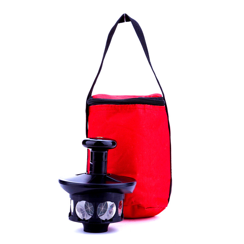 New 360 Degree Prism for Total Station SurveyingNew 360 Degree Prism for Total Station Surveying