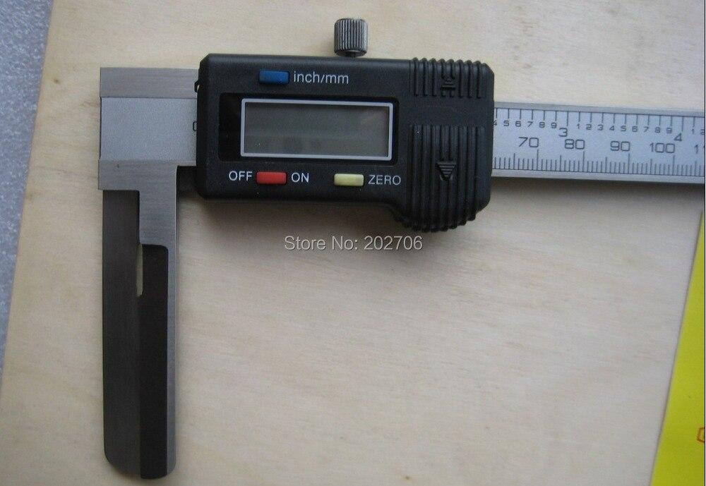10-150 мм 6 дюймов длинная челюсть внутри цифровой штангенциркуль внутренняя длинная челюсть цифровой штангенциркуль для внутреннего диаметра