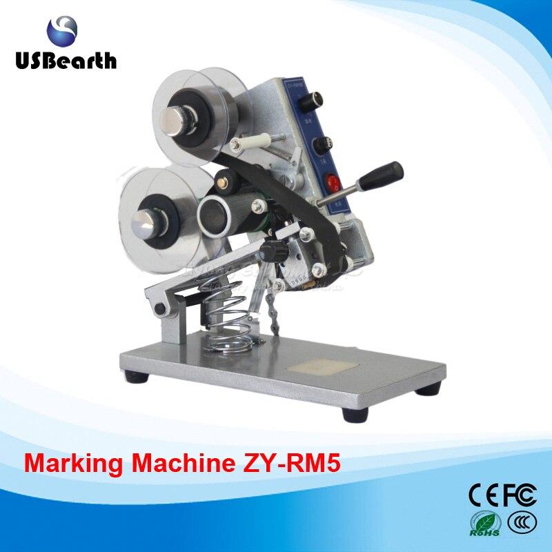 все цены на  Manual coding machine ZY-RM5 code printer marking machine  онлайн