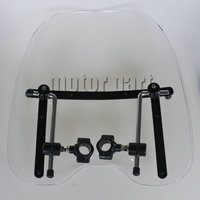 Windshield For Harley Electra Glide Ultra Classic Limited FLHTK Peace Shrine SE FLHTCU FLHTCUSE4 5 6