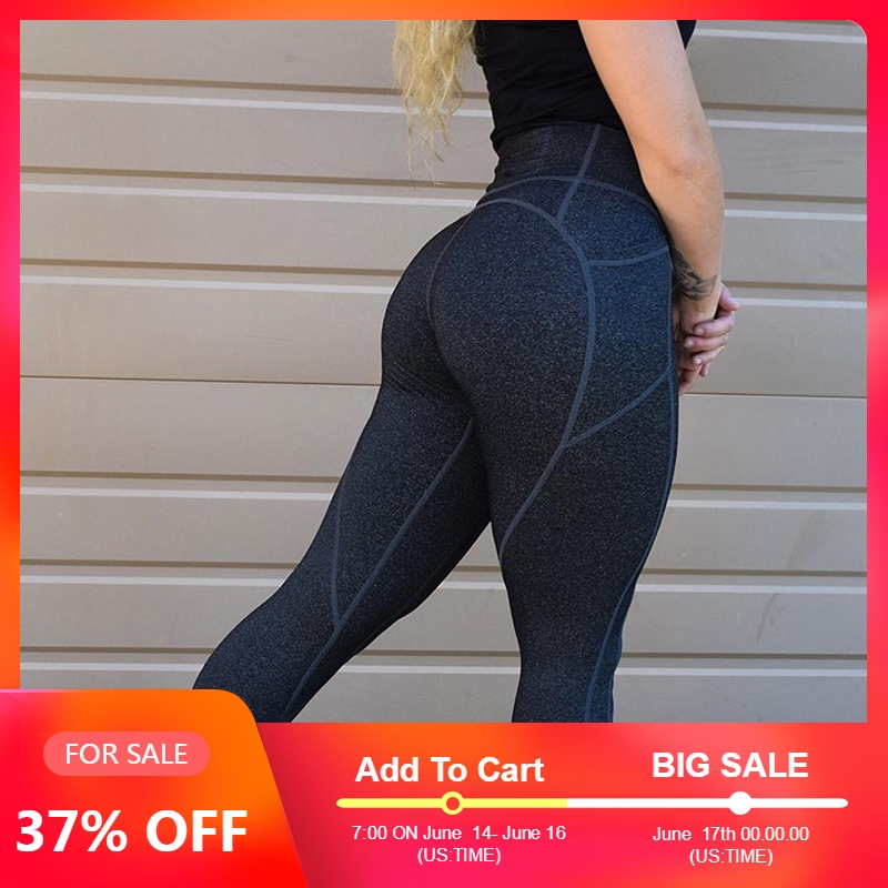 LAISIYI S-XL 3 Colors Casual Push Up   Leggings   Women Summer Workout Polyester Jeggings Breathable Slim   Leggings   Women