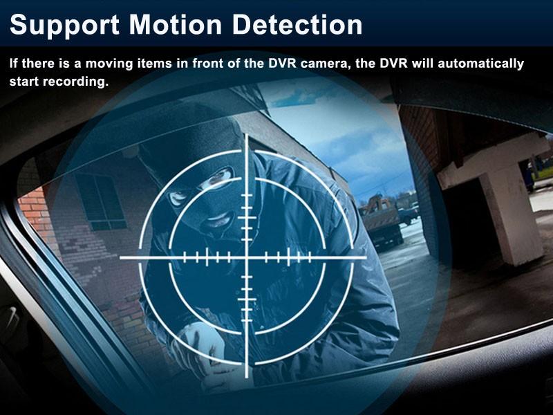 E-ACE Car Dvr 1080P Dual Lens Dash Camera Rear Mirror Digital Recorder With Rearview Camera Video Recorder Camcorder Registrar 8