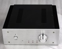 WA17 Aluminum enclosure Preamp chassis Power amplifier case/box size 260*270*90MM