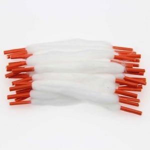 Image 5 - 10 çanta Elektronik Sigara Vape Pamuk 20 şeritler/Paketi RDA Için RTA RBA Atomizer Bobin Tel Organik Pamuk