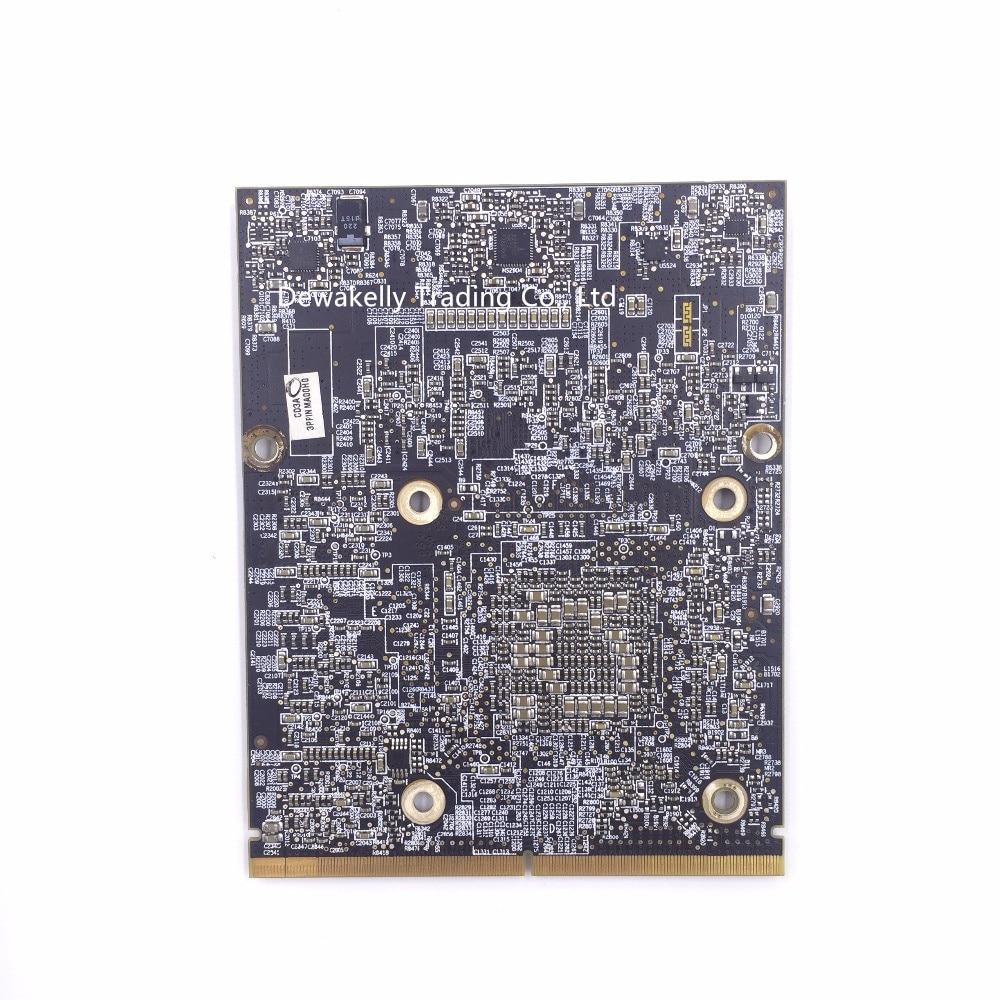 """גרפי עבור apple HD 6970M HD6970 hd6970m 2GB VGA וידאו כרטיס גרפי עבור Apple iMac 27"""" אמצע 2011 Radeon A1311 A1312661-5969 100% עבודה (2)"""