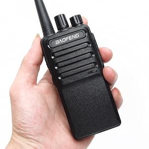 Image 3 - 2PCS Baofeng BF V9 מיני ווקי טוקי USB 5V תשלום מהיר UHF 400 470MHz עד של BF 888S bf888s שתי דרך רדיו חזיר נייד רדיו