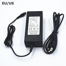 EU/UNS 42V 2A Ladegerät Hoverboard Skateboard Ladegerät 36V Li Ion Batterie Netzteil Adapter Selbst Ausgleich Roller ladegerät 42V