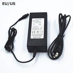 EU/US 42 V 2A зарядное устройство Ховерборд зарядное устройство для скейтборда литий-ионный аккумулятор адаптер питания самобалансирующееся за...