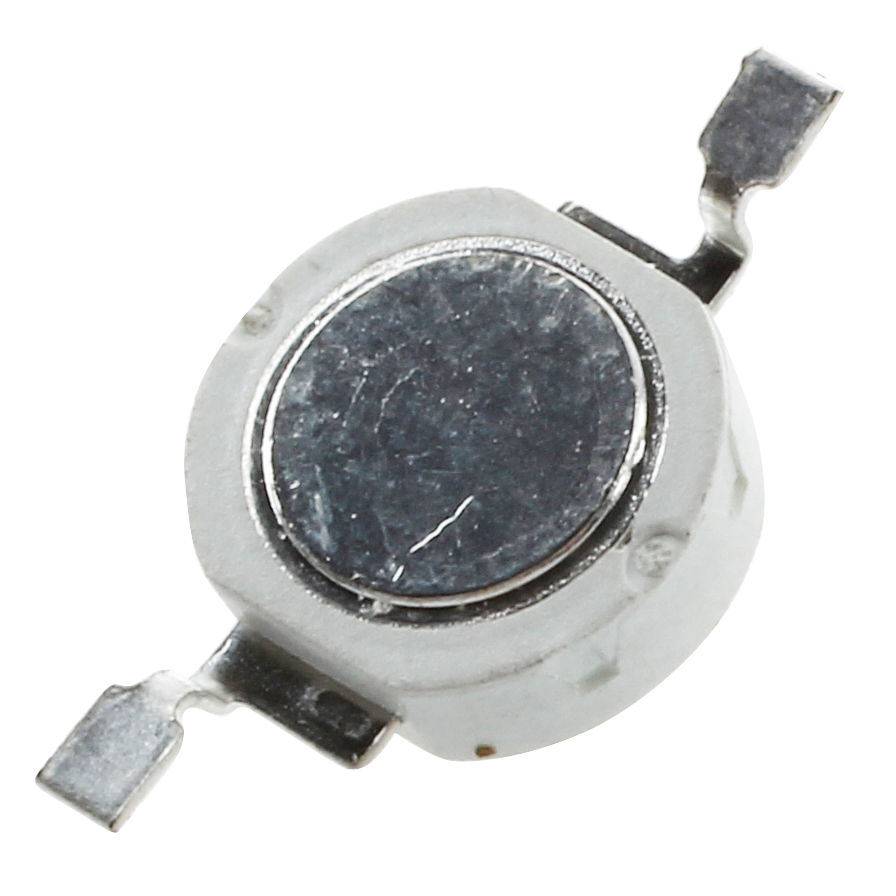 20 Pcs 2 Pin SMD 1W 3-3.2V Warm White LED Light Emitter Bulb