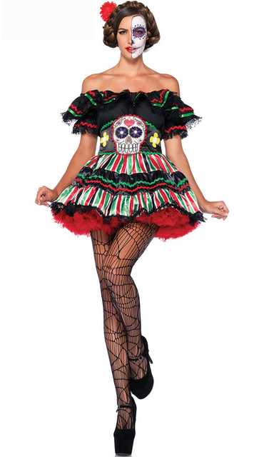 Harley Quinn Clown Costume Women Adult Sexy Clown Cosplay Strapless Party Halloween Costumes For Women Fancy  sc 1 st  AliExpress.com & Harley Quinn Clown Costume Women Adult Sexy Clown Cosplay Strapless ...