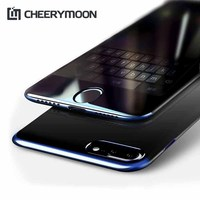 CHEERYMOON Real 3D Full Glue For Apple IPhone 7 6 6S Plus IPhone7 Full Cover Front