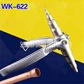 Универсальный Ручной Холодильное Инструменты WK-622 медные трубы обжимной инструмент расширитель медные трубы инструмент 6-22 мм латунь