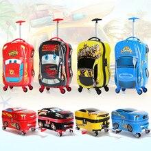 Новая детская дорожная сумка с колесиками на чемодан на колесиках для детей, Детский чемодан, Складной футляр, школьная сумка