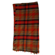 2016 new arrival Scarf Wrap Shawl Plaid Cozy Checked Lady Men Women Blanket Oversized Tartan  wholesale price