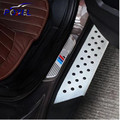 Stainless Steel Door Sill Scuff Plate Car Accessories For BMW X1 X3 X5 X6 E70 E83 E84 E72 F25 F15 E71 2008 - 2015