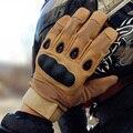 Venda quente Qualidade Da Motocicleta Luvas de Dedos Completos Ao Ar Livre Esporte de Corrida Corrida de Motos Motocross Equipamentos de Proteção Respirável da Luva Para Homens