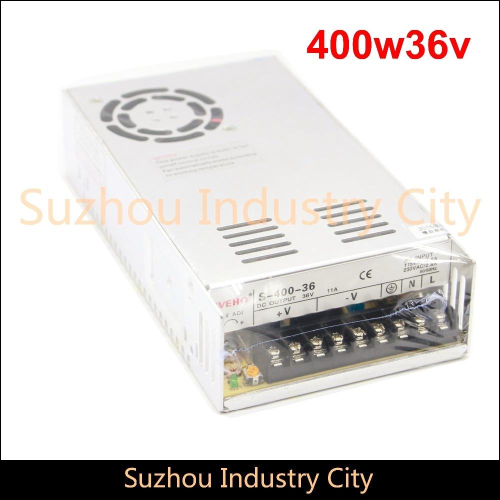 цена на DC Switching Power supply 110V / 220V input 400W output 36V DC Power Supply Switch Power Supplies! High Quality!