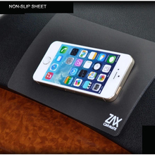 Non-Slip Sheet for Automobile  Used for mobile phone, coins, small objects etc. d toub objects
