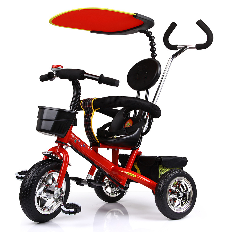 New Fashion Baby Tricycle Lattice Child Bicycle Baby Pushchair ...