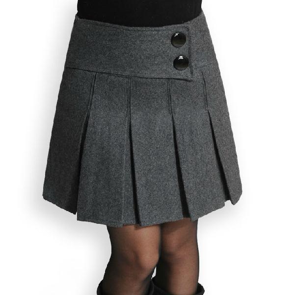 Popular Grey Pleated Mini Skirt-Buy Cheap Grey Pleated Mini Skirt ...