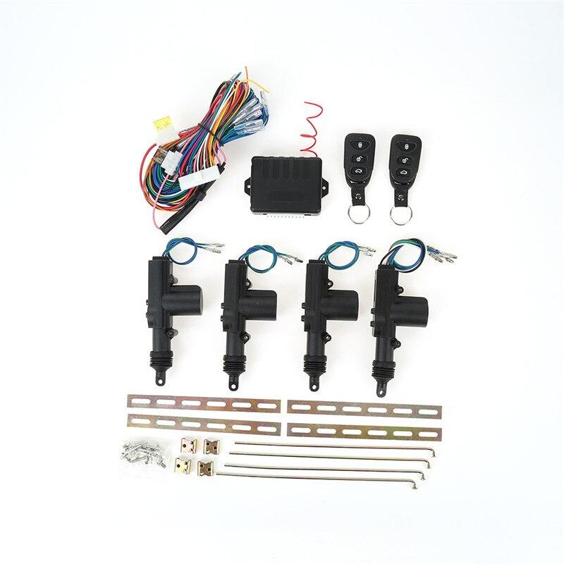 Dash Cams, Alarms & Security Auto Car Central Power Lock/Unlock Keyless Remote Control Kit 2/4Door