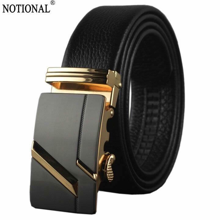 Correa de los hombres correa de cuero de los hombres casuales para hombre de alta calidad cinturón de hombre de moda de diseñador de pantalones vaqueros cadena estiramiento cinturones de marca de lujo de NX2010C